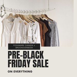 Pants - PRE BLACK-FRIDAY SALE ON NOW